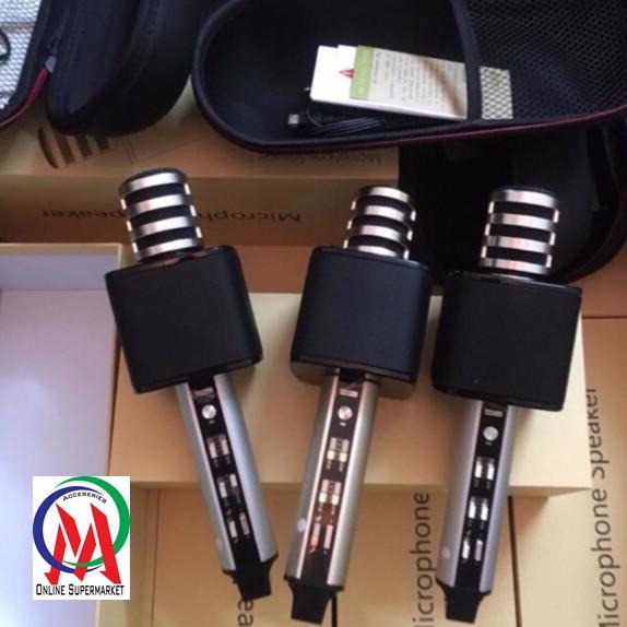 Micro karaoke kèm loa Bluetooth k7 cao cấp