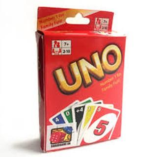 Bài Uno dày