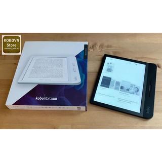 Máy đọc sách Kobo Libra H2o (hàng chính hãng Canada, full box) thumbnail