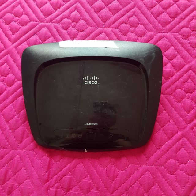 Wifi Router Linksys WRT120N Giá chỉ 120.000₫