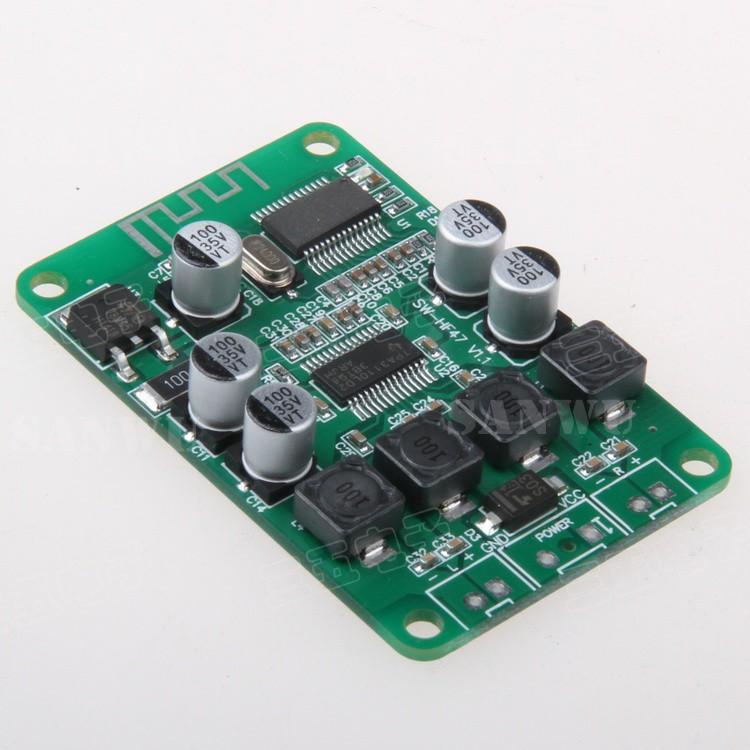 Mạch Loa TPA3110 Và Bluetooth 15W*2 Chính hãng sanwu