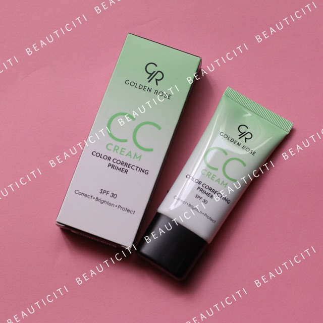 KEM LÓT BASE XANH GOLDEN ROSE CC CREAM COLOR CORRECTING PRIMER - 3055864 , 1274475865 , 322_1274475865 , 300000 , KEM-LOT-BASE-XANH-GOLDEN-ROSE-CC-CREAM-COLOR-CORRECTING-PRIMER-322_1274475865 , shopee.vn , KEM LÓT BASE XANH GOLDEN ROSE CC CREAM COLOR CORRECTING PRIMER