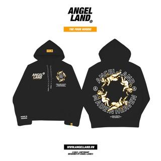 Áo hoodie The Fours-Black thumbnail