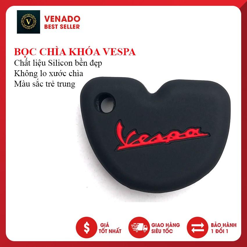 Bao (Vỏ) Silicon cho chìa khoá xe Vespa