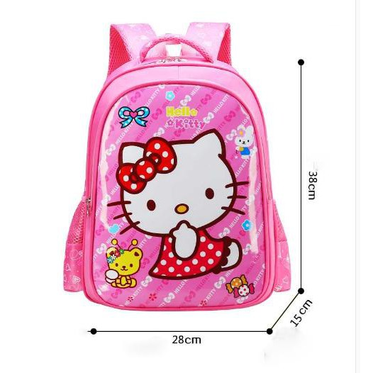 Balo trẻ em cho bé gái hình mèo HK loại mới - Kmart - 3497531 , 1306802167 , 322_1306802167 , 207000 , Balo-tre-em-cho-be-gai-hinh-meo-HK-loai-moi-Kmart-322_1306802167 , shopee.vn , Balo trẻ em cho bé gái hình mèo HK loại mới - Kmart