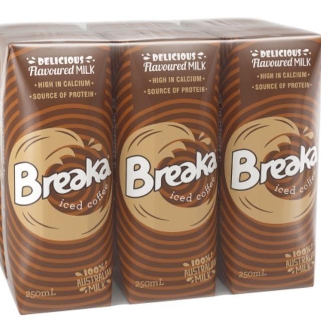 Sữa tươi Breaka vị cà phê đá nội địa Úc hộp 250ml thùng 24 hộp - 3593369 , 1214088746 , 322_1214088746 , 505000 , Sua-tuoi-Breaka-vi-ca-phe-da-noi-dia-Uc-hop-250ml-thung-24-hop-322_1214088746 , shopee.vn , Sữa tươi Breaka vị cà phê đá nội địa Úc hộp 250ml thùng 24 hộp