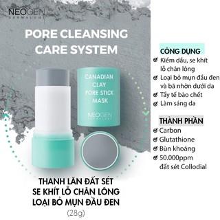 Thanh Lăn Mụn Đậu Đen Se Khít Lỗ Chân Lông Neogen Pore Cleansing Care System 28G thumbnail