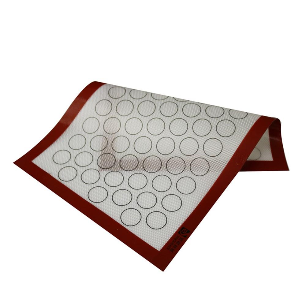 Tấm nướng bánh silicone chống dính cao cấp 42*29.5 cm
