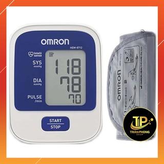 Máy đo huyết áp bắp tay Omron HEM - 8712 | Bảo Hành 5 năm | Hàng Chính Hãng