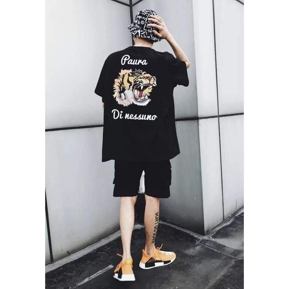 Áo hổ thêu