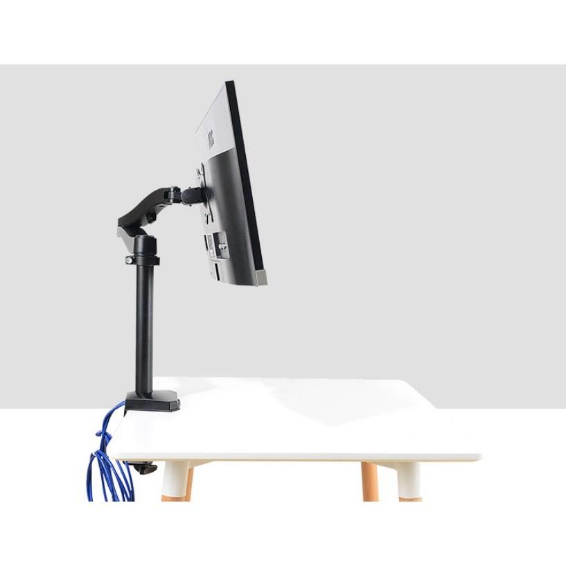 [RẺ VÔ ĐỊCH] Giá treo màn hình đa hướng tay dài M2 (mẫu mới LINH ĐỘNG HƠN NB F80) Giá chỉ 490.000₫