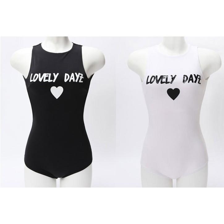 Bộ Đồ bơi đi tắm biển nữ Bikini 1 mảnh (Set Áo liên quần lót) LoDay - NAM Cony
