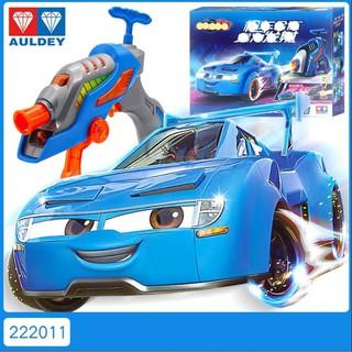 Đồ chơi Tay Đua Siêu Hạng (chính hãng Auldey) - Bộ xe đua và bộ phóng cơ bản Spark Siêu Tốc - mã 222011 thumbnail