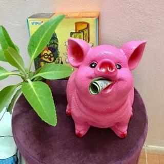Lợn đất tiết kiệm – Lợn đứng