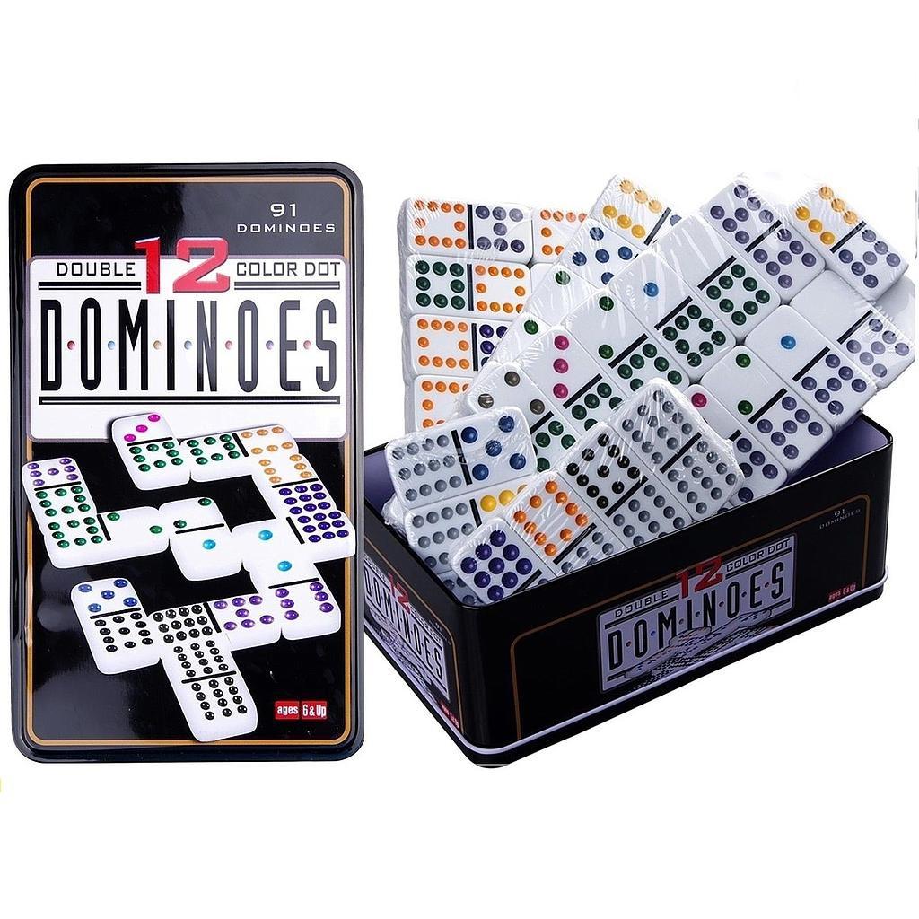 [HÀNG CÓ SẴN] Cờ Domino CUBA 12 chấm, 91 quân cao cấp