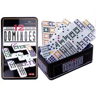 {SIÊU HỊN} Bộ cờ Domino 12 chấm cao cấp