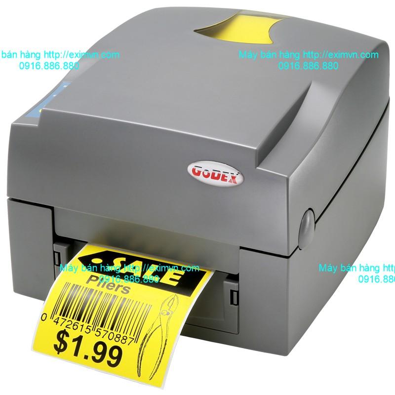 Máy in tem nhãn Godex EZ 1100 Plus Giá chỉ 4.400.000₫