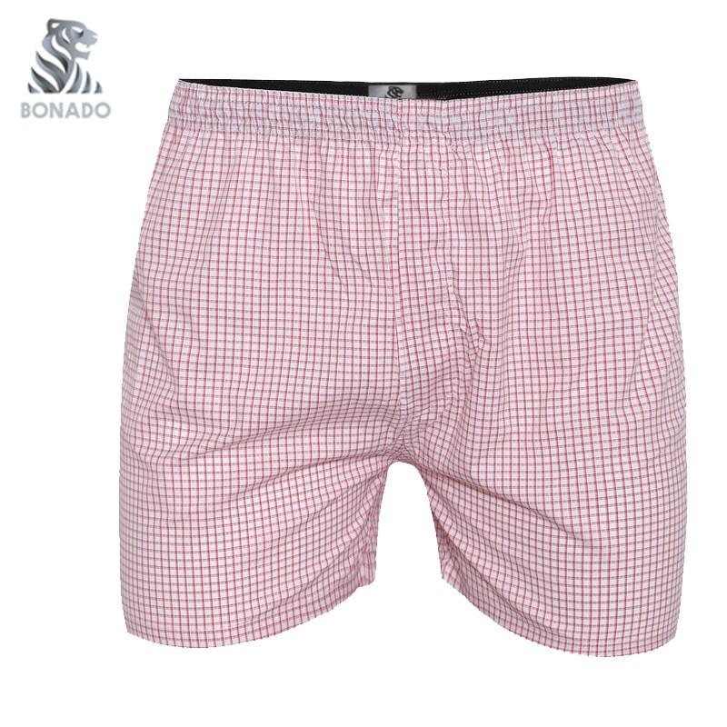 Bộ 5 quần đùi nam mặc nhà màu ngẫu nhiên BONADO CB05