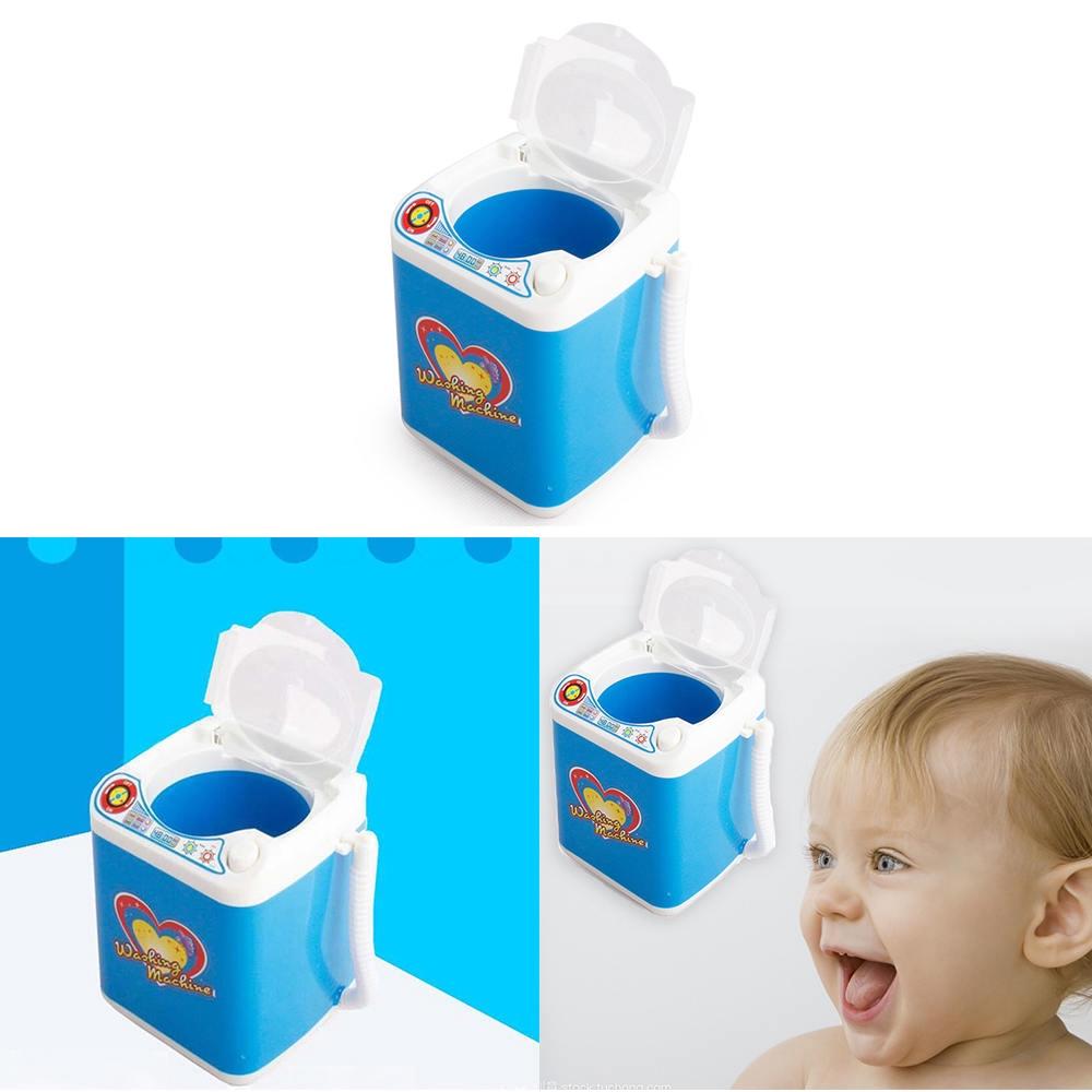 Đồ chơi máy giặt bằng nhựa mini dành cho bé
