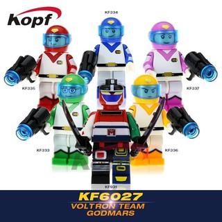 KOPF 6027 – Những siêu nhân 5 màu