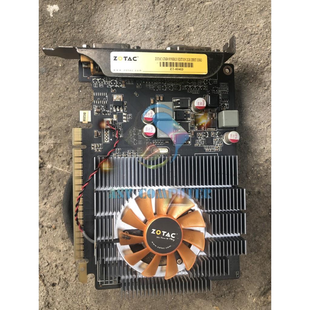 Card màn hình Zotac GT 630 2GB DDR3 128bit