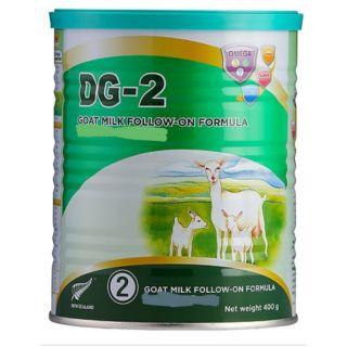 Sữa Dê DG số 2 400g (date 2022) thumbnail