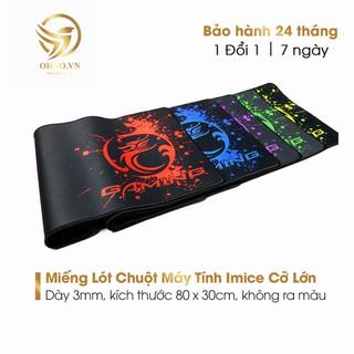Miếng Lót Chuột Máy Tính Imice Lớn Tấm Lót Chuột Chống Nước Bàn Di Chuột OHNO Việt Nam thumbnail
