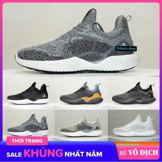 Giày sneaker nam giày thể thao nam alphabounce muối tiêu D28 (06 màu) thumbnail