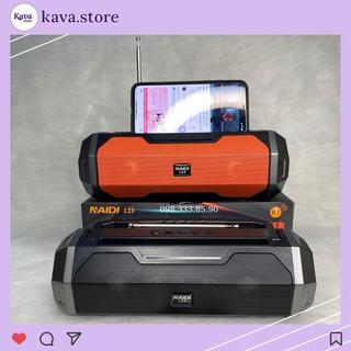 Loa Bluetooth NAIDI L13 Kava Store - Âm Thanh Cực Chuẩn, Có Ăng-ten, Kiêm Đèn Pin Siêu Sáng - Bảo Hành 12 Tháng