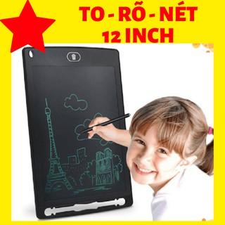 [LOẠI TỐT 12 INCHES] Bảng viết, bảng vẽ điện tử LCD cỡ lớn