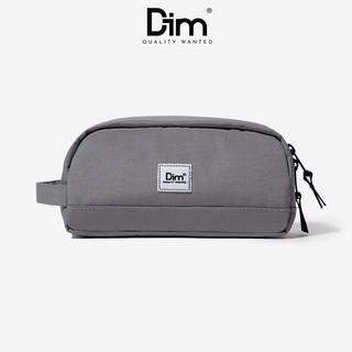 Túi DIM Pencil Case - Màu Đen/Xám /Vàng
