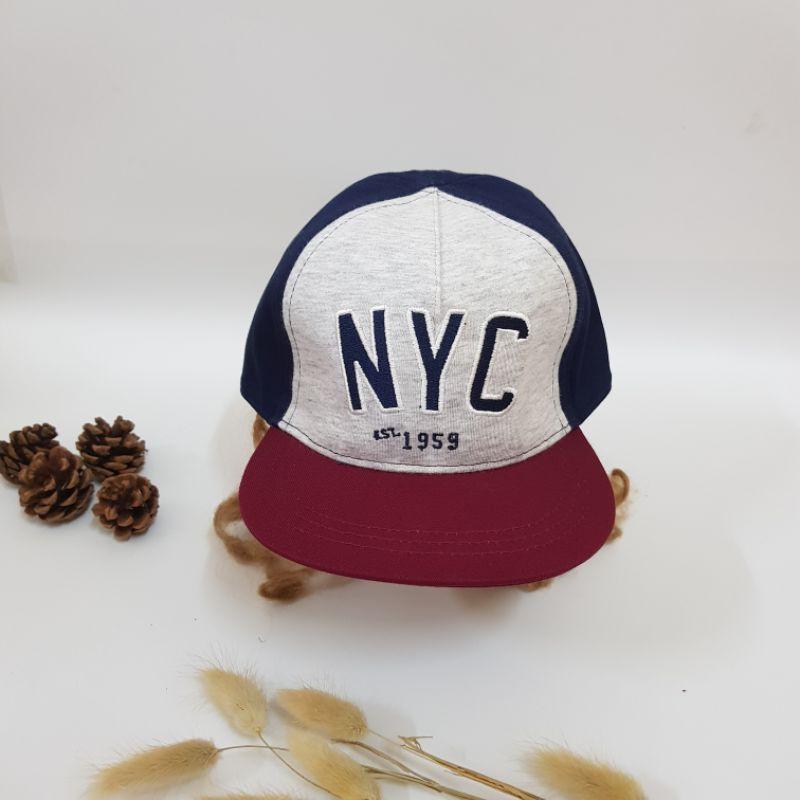 MŨ NÓN LƯỠI TRAI NYC CHO BÉ TRAI - MŨ NÓN CHO BÉ TRAI - MŨ ĐẸP CHO BÉ