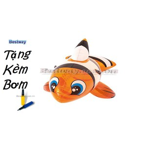 Phao Bơi Cá Nemo – 41088 ( Tặng Bơm Miễn Phí )