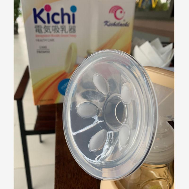 Máy Hút Sữa Kichilachi Điện Đơn Cao Cấp, Hút Êm, Không Đau ,Tiếng Ồn Nhỏ (Bảo Hành 12 Tháng, Tặng Quà chính hãng)