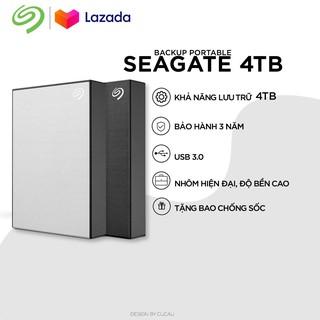 Ổ cứng di động Seagate Backup Plus 4tb New 2019 Hãng phân phối