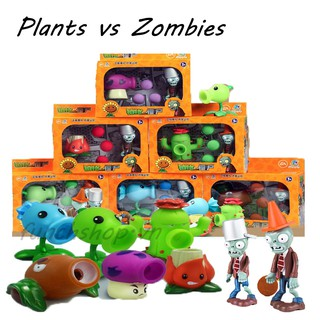 New Toys Plants VS Zombies Kids Gifts