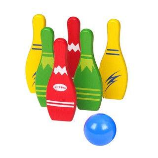 Trò chơi Bowling bằng gỗ 4726685628
