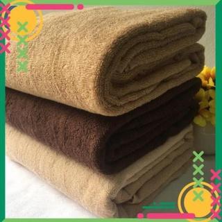 Khăn tắm cotton cỡ đại 1m x 1m8 mềm mại thấm hút – Tavans 650