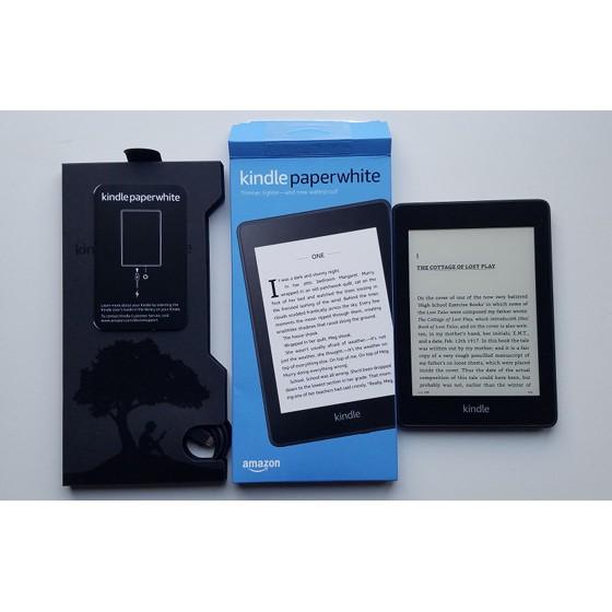 Máy đọc sách Kindle Paper White gen 4 8Gb (10th) 2018 nguyên seal nhập khẩu us