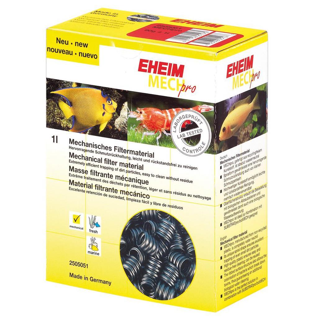 2 ลิตร - EHEIM MECHpro เซรามิคกรองกายภาพ สำหรับกรองของเสียขนาดเล็ก (1ลิตร, 2ลิตร)