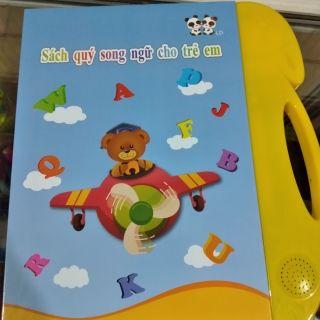 Sách điện tử song ngữ Anh – Việt dành cho bé