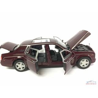 Đồ chơi mô hình xe Ô TÔ Rolls-Royce Phantom tỷ lệ 1:32