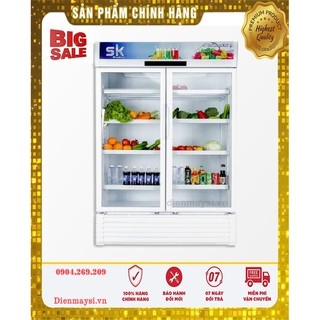 TỦ MÁT SUMIKURA 1000 LÍT SKSC-1202WG2/HW (Miễn phí giao tại HCM-ngoài tỉnh liên hệ shop)