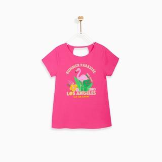 [Mã KIDMALL15 hoàn 15% xu đơn 150K] Áo bé gái - Flamingo Summer M.D.K