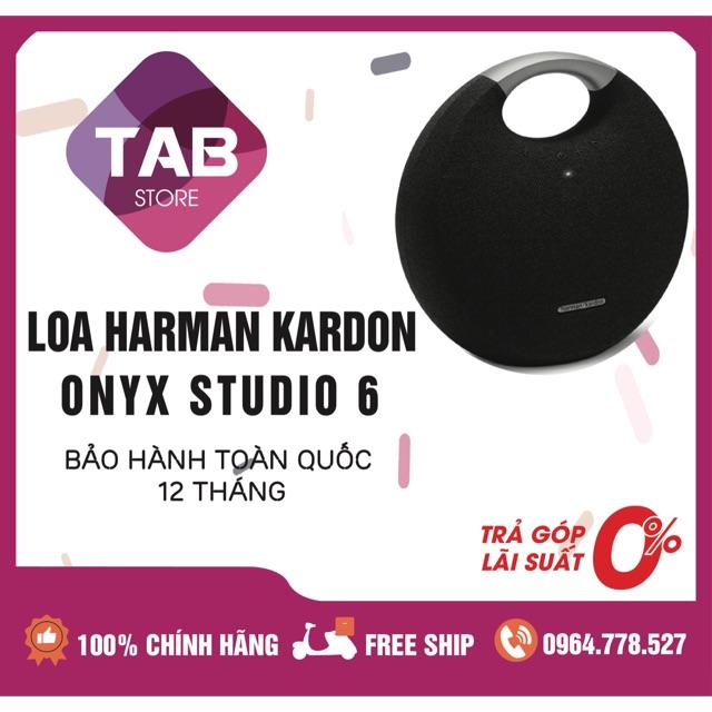 Loa Bluetooth Harman Kardon Onyx Studio 6 - Mới Chính Hãng (Bảo Hành 12T)