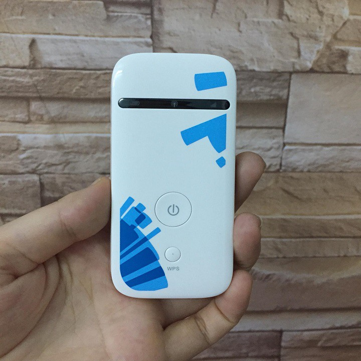 Bộ phát Wifi Router 3G 4G MF65 - Chất Lượng Châu Âu