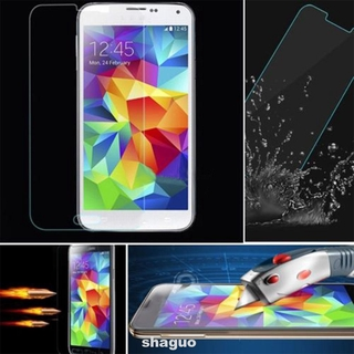 0.3MM Screen Protector Tempered Glass Phone Accessory Anti Scratch Ultra Thin For Samsung Galaxy S5 G900