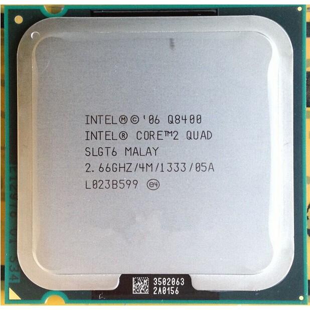 CPU Q8400