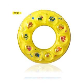 Phao bơi tròn 2 lớp cho bé- Phao tập bơi- Phao tắm biển Jika Store