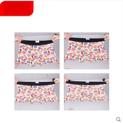 [ FREESHIP ĐƠN 99K ] COMBO 4 chiếc quần lót nam cao cấp - QL035 - Quần lót nam nhập...